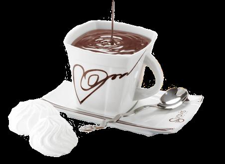 cioccolata calda senza glutine lattosio suavis mantova dolcelia