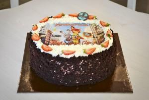 Torta zootropolis